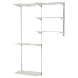 ALGOT Riel suspensión/estantes/barra