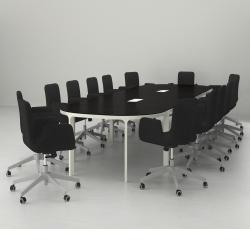 BEKANT Mesa de reuniones