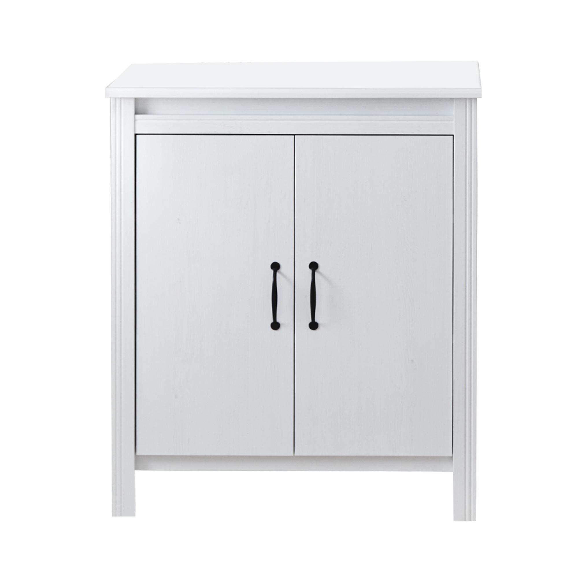 Brusali armario con puertas for Puertas armarios ikea