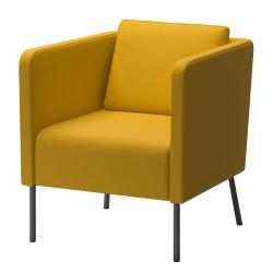 EKERÖ Armchai, SKIFTEBO yellow