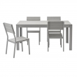 FALSTER Mesa+4 sillas, exterior