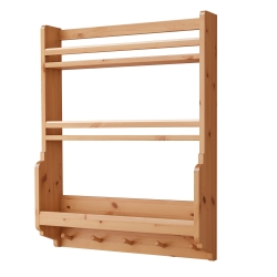GAMLEBY Estante de pared