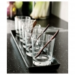 GODIS Juego de 6 vasos de vidrio liso, 23cl