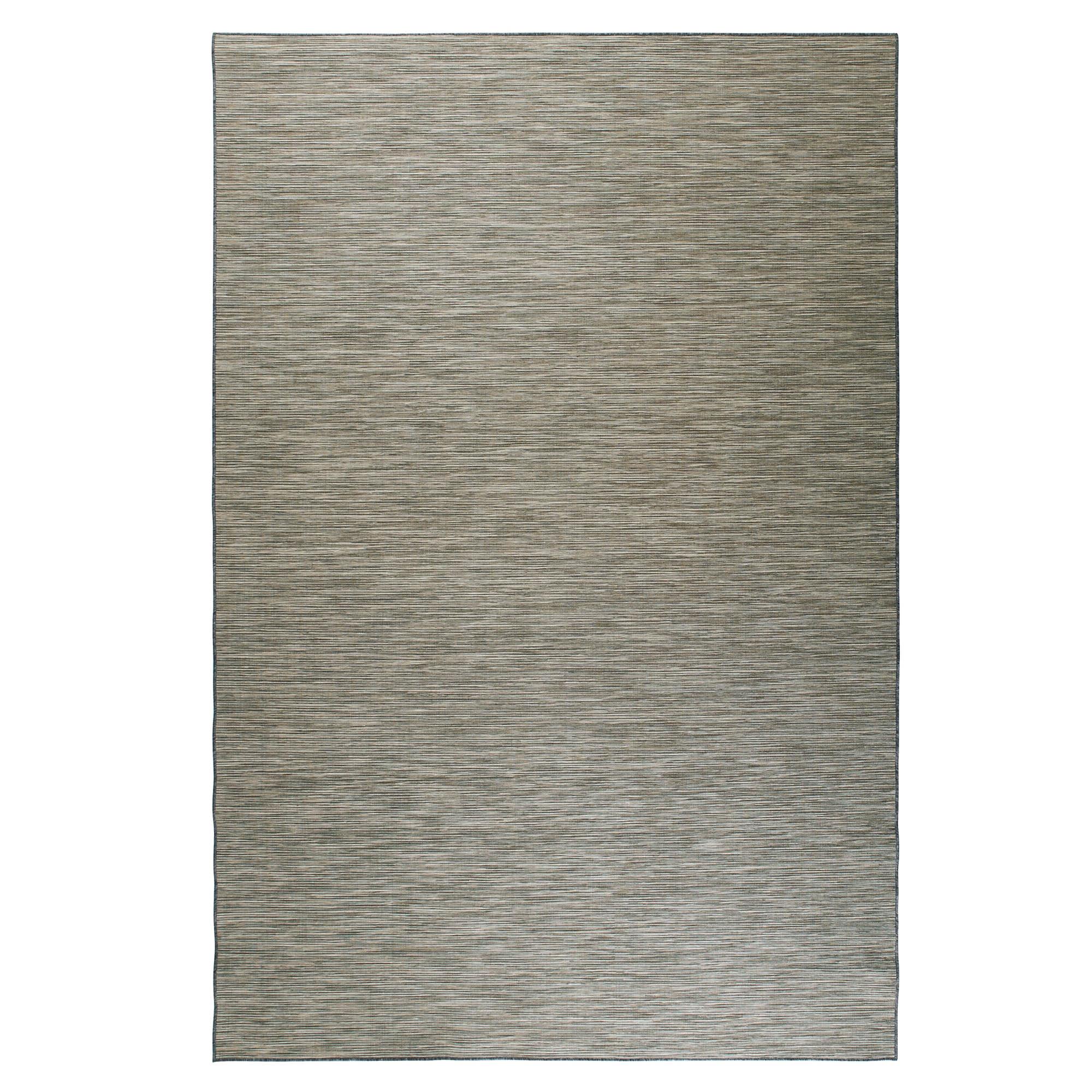 Hodde alfombra lisa gris negro interior exterior for Alfombras exterior ikea