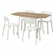 IKEA PS 2012 Mesa con 4 sillas
