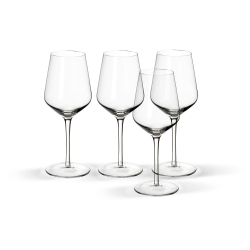 IVRIG White wine glass x4, 9oz