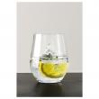 IVRIG Vaso de vidrio liso, 45cl