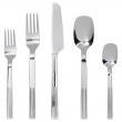 JUSTERA 20-piece cutlery set