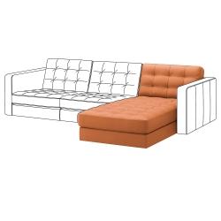 1 x LANDSKRONA Struc mód chaisel