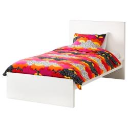 1 x MALM Estructura cama 90 blanco