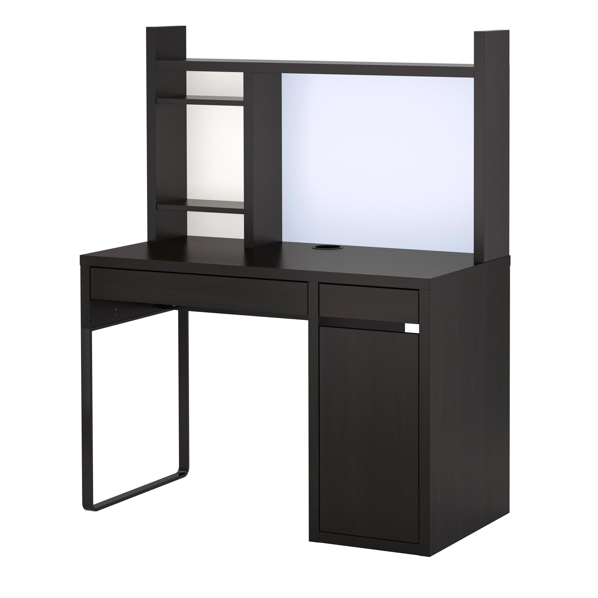 micke workstation. Black Bedroom Furniture Sets. Home Design Ideas