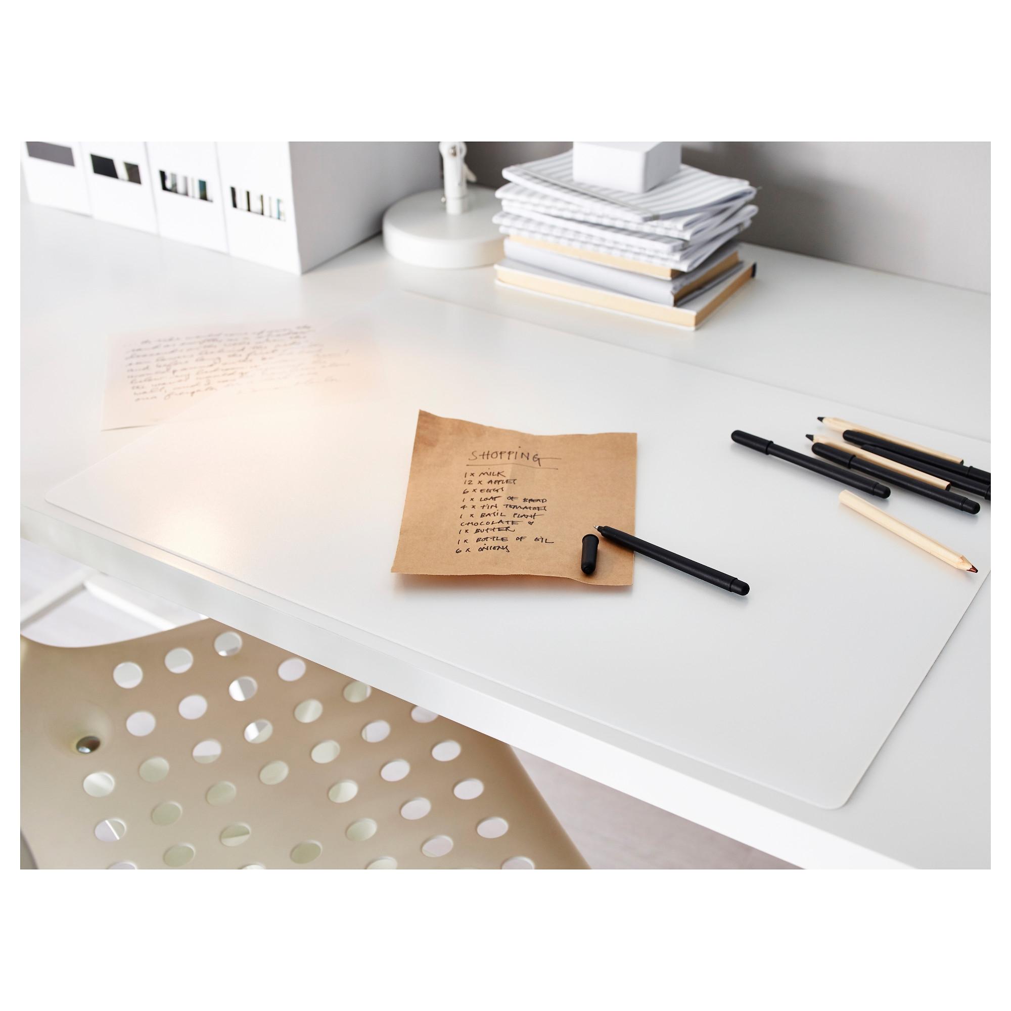 Pr js protector de escritorio - Protector escritorio ikea ...