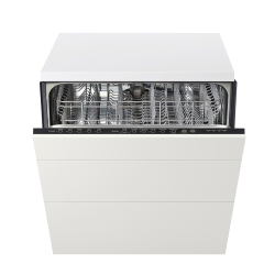 RENLIG Integrated dishwasher w 3 fronts