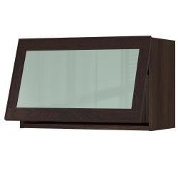 SEKTION Wall cab horizontal w glass door