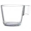 STELNA Tazón de vidrio incoloro, 23cl