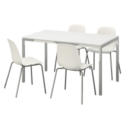 TORSBY Mesa con 4 sillas