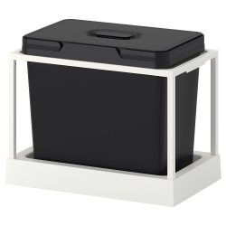 VARIERA/UTRUSTA Clasificación de residuos armario
