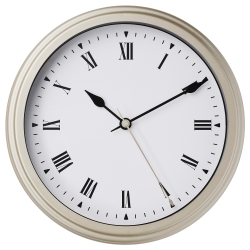 VISCHAN Reloj de pared