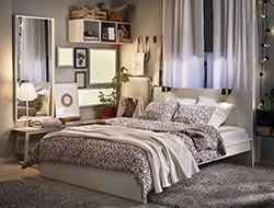 Ikea gran canaria dormitorio sal n cocina cama for Reposapies oficina ikea