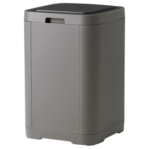 cubos y clasificación de residuos