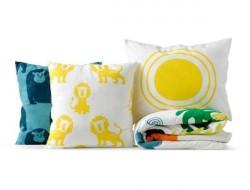 ropa de cama y textiles 3-7 años
