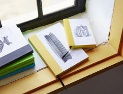 cuadernos y papelería