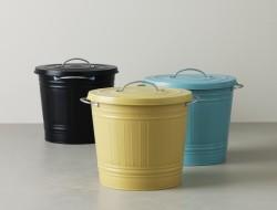 papeleras y cubos de reciclar
