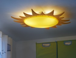 lámparas para niños