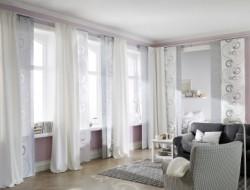 cortinas y paneles