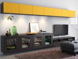 modulares y tv