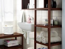 muebles de baño solitarios