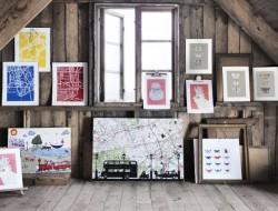 posters y cuadros