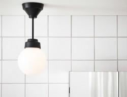 lámparas de baño