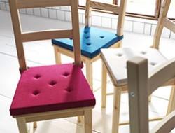 cojines para sillas