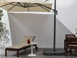 parasols & gazebos