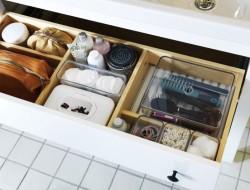 accesorios y organización de baños