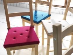 cojines de sillas