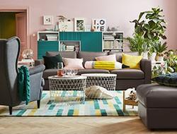 Credenzas Modernas Para Recibidor : Ikea santo domingo dormitorio salón cocina cama muebles para