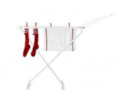 clasificación de ropa y residuos