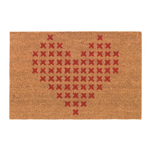 alfombras y felpudos navideños