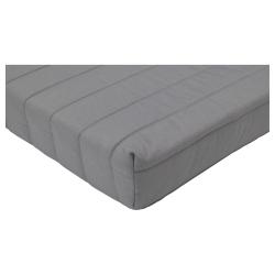 1 x LYCKSELE LÖVÅS Colchón espuma para sofá cama