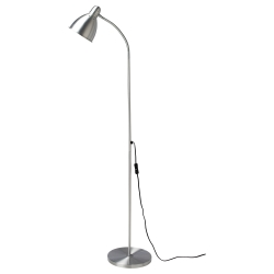 LERSTA Lámpara de pie aluminio