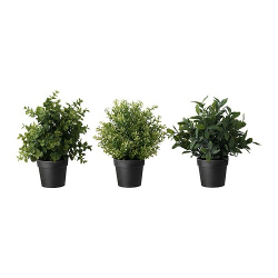 FEJKA Planta artificial en maceta