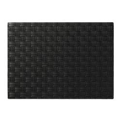 ORDENTLIG Mantel individual negro