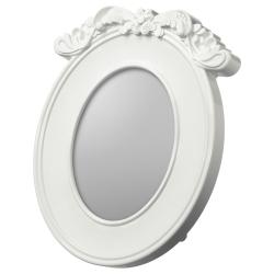 KVILL Marco, 13x18 oval blanco