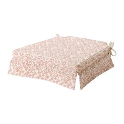 ELSEBET Cojín para silla rosa