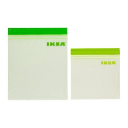 ISTAD Bolsa de plástico (13 oz / 34 oz)