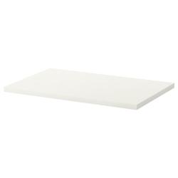 1 x LINNMON Tablero para escritorio 100x60 cm blanco