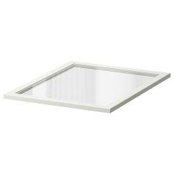 1 x KOMPLEMENT Glass shelf