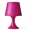 LAMPAN Lámpara de mesa rosa